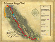 Mahana Ridge Trail